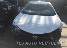 2016 Toyota Corolla Parts Stock# 9478BL