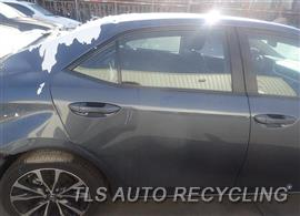 2017 Toyota Corolla Parts Stock# 8499GY
