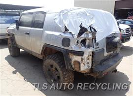 2007 Toyota FJ Cruiser Parts Stock# 8238GY
