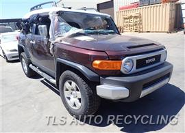 2007 Toyota FJ Cruiser Parts Stock# 8359YL
