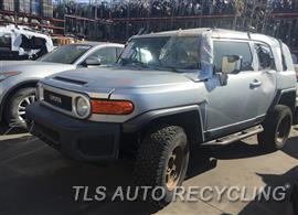 Parting Out Stock# 9534BR 2007 Toyota Fj Cruisr