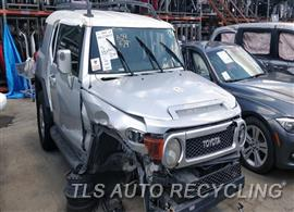 2007 Toyota FJ Cruiser Parts Stock# 00263W