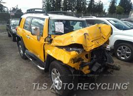 Used Toyota FJ Cruiser Parts