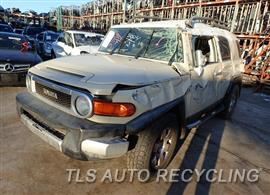 Parting Out Stock# 8021BL 2008 Toyota Fj Cruisr
