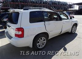 2006 Toyota Highlander Car for Parts