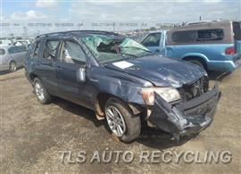 Used Toyota Highlander Parts