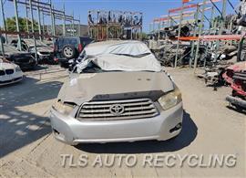 2008 Toyota Highlander Parts Stock# 10721R