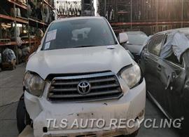 Used Toyota Highlander Parts