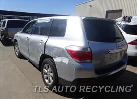 2011 Toyota Highlander Parts Stock# 8179YL