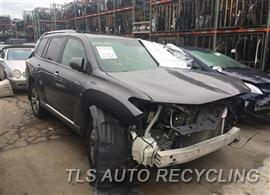 2011 Toyota Highlander Car for Parts