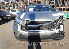 2015 Toyota Highlander Parts Stock# 8060GR