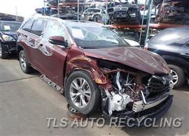 2015 Toyota Highlander Parts Stock# 8129BL