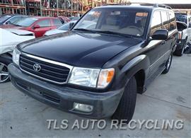 1999 Toyota Land Cruiser Parts Stock# 6482BK