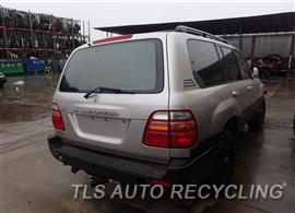 1999 Toyota Land Cruiser Parts Stock# 7124YL