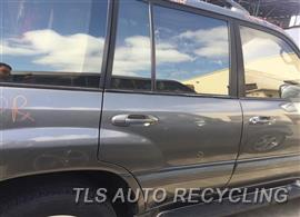 2000 Toyota Land Cruiser Parts Stock# 9349PR