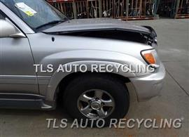 2002 Toyota Land Cruiser Parts Stock# 4097GR