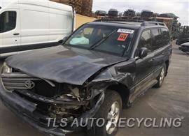 Used Toyota Land Cruiser Parts