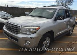2014 Toyota Land Cruiser Car for Parts