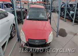 Used Toyota Matrix Parts