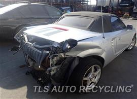 2003 Toyota MR 2 Car for Parts