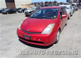 Parting Out Stock# 7317BK 2006 Toyota Prius