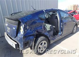 2010 Toyota Prius Car for Parts