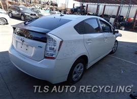 2011 Toyota Prius Car for Parts