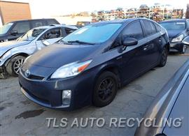 Parting Out Stock# 7568PR 2011 Toyota Prius