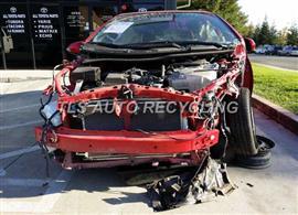 2012 Toyota Prius Parts Stock# 3108BK