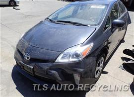 Parting Out Stock# 7314OR 2013 Toyota Prius
