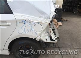 2015 Toyota Prius Parts Stock# 8674YL