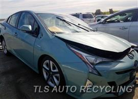 Parting Out Stock# 00348O 2016 Toyota Prius