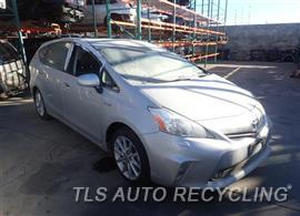 2012 Toyota PRIUS V Car for Parts