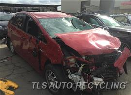 2012 Toyota PRIUS V Car for Parts
