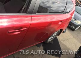 2012 Toyota PRIUS V Parts Stock# 9126RD