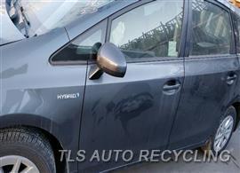 2012 Toyota PRIUS V Parts Stock# 00074W