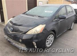 Parting Out Stock# 8646OR 2013 Toyota Prius V