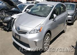Parting Out Stock# 00277W 2013 Toyota Prius V