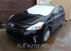 Parting Out Stock# 7056BL 2014 Toyota Prius V