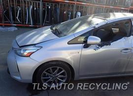 2015 Toyota PRIUS V Parts Stock# 8172BK