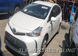 Parting Out Stock# 00269B 2015 Toyota Prius V
