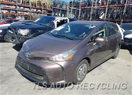 Used Toyota PRIUS V Parts