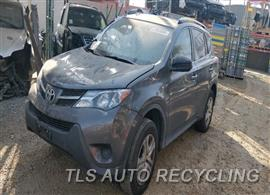 Parting Out Stock# 9761OR 2015 Toyota Rav 4