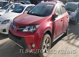 Used Toyota RAV 4 Parts