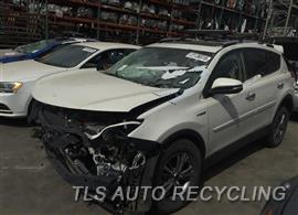 Parting Out Stock# 9528YL 2016 Toyota Rav 4