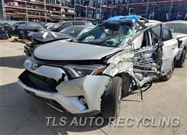 Parting Out Stock# 10271O 2016 Toyota Rav 4