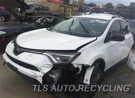 2017 Toyota RAV 4 Car for Parts