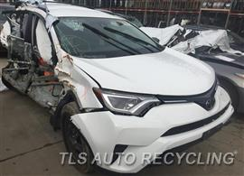 2017 Toyota RAV 4 Car for Parts