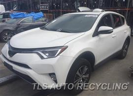 Parting Out Stock# 9645YL 2018 Toyota Rav 4