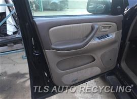 2001 Toyota Sequoia Car for Parts